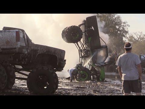 Mud Trucks Gone Wild - Iron Horse Spring Break