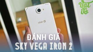 [Review dạo] Đánh giá chi tiết Sky VEGA iron 2 A910