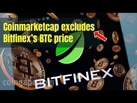 6 May, '19: Bitfix's Bitcoin price excluded from Coinmarketcap. BIG NEWS