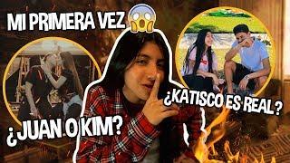 ¿MI PRIMERA VEZ? 😈 ¿ESTOY ENAMORADA?😍  (PREGUNTAS INCOMODAS) KatiaVlogs