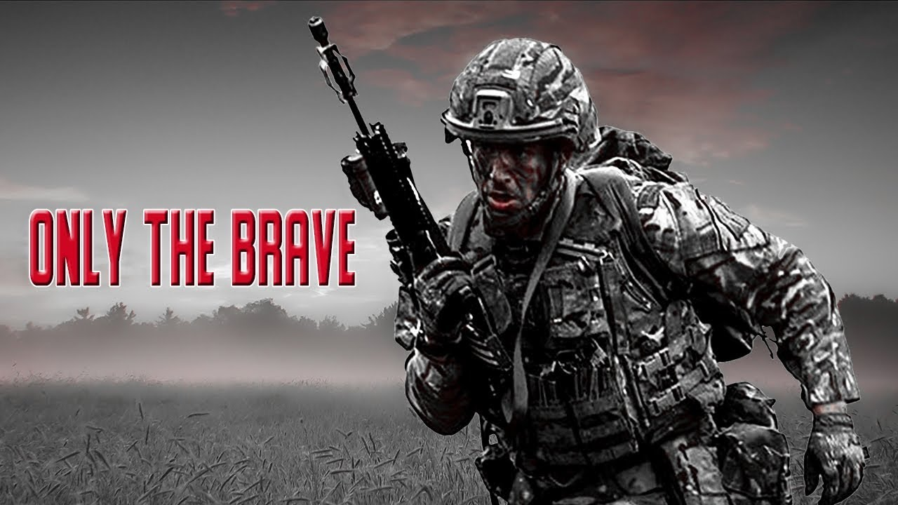 "Royal Marines Commando - ""Only The Brave"" 