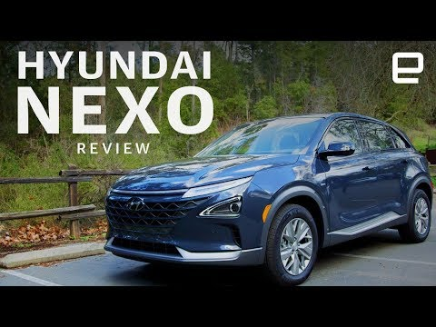 Hyundai Nexo Review: A great fuel-cell hybrid, if you can fill it up