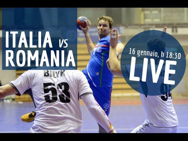 Qualificazioni Mondiali 2017: ITALIA - ROMANIA