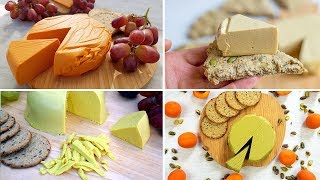 How to Make Easy Vegan Cheese