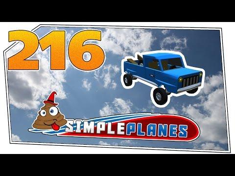 Simple Planes #216 - Zu Land, zu Wasser und im Weltall | Let's Play Simple Planes german deutsch HD