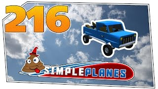 Simple Planes #216 - Zu Land, zu Wasser und im Weltall | Let's Play Simple Planes german deutsch HD
