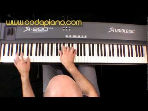 Easy Piano Lessons - Chords for Both Hands