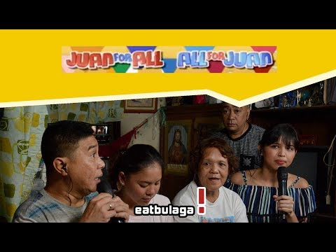 Juan For All, All For Juan Sugod Bahay | March 9, 2018