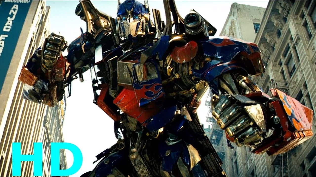 Download Autobots vs. Decepticons ''Final Battle''- Transformers-(2007) Movie Clip Blu-ray HD Sheitla