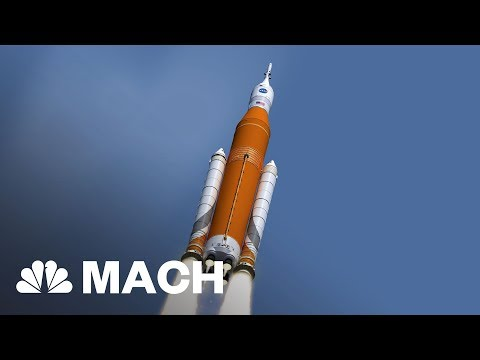 Thumbnail: Space Launches : Who's Getting Off The Planet These Days And Why? | Mach | NBC News