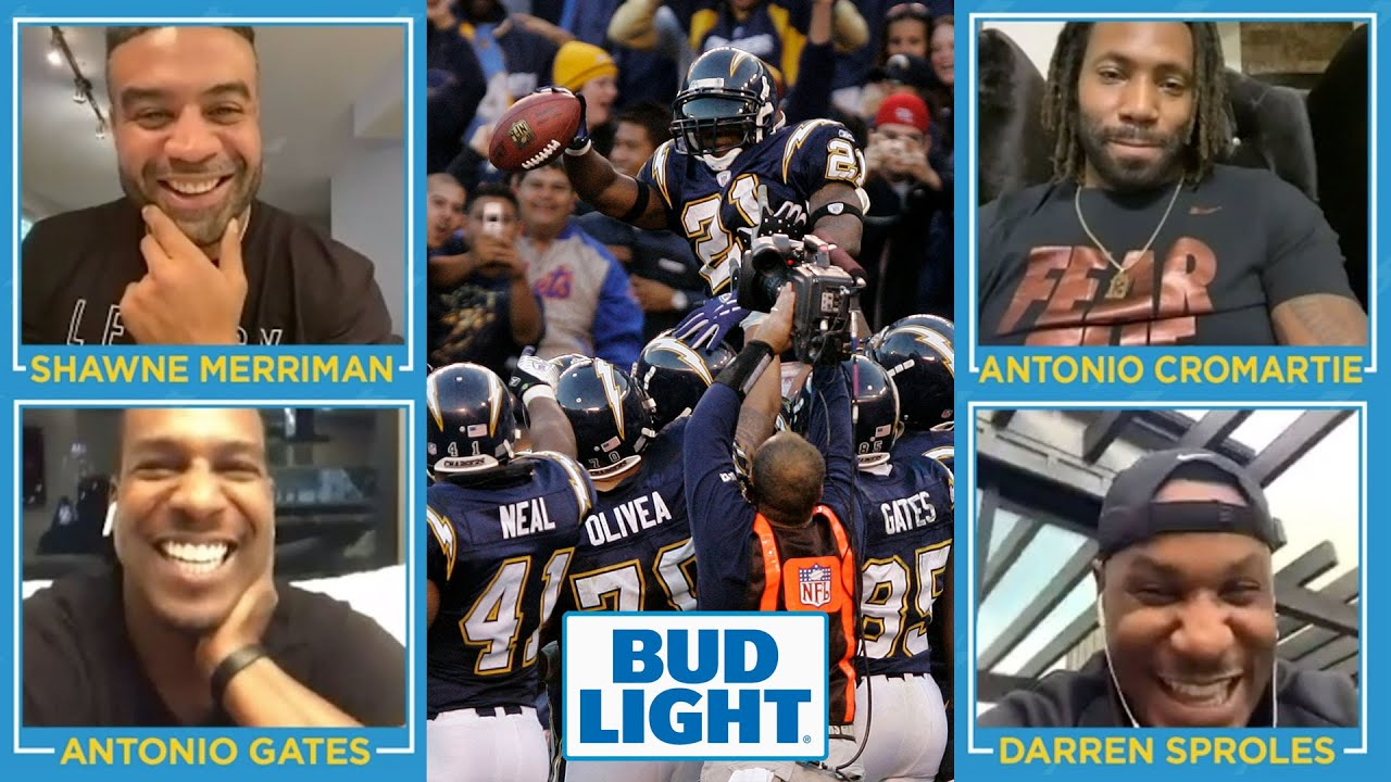 Chargers Legends Share Hilarious Untold Stories | Roll Call