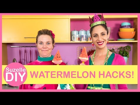 Watermelon Hacks!!