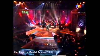 Video Def Gap C - Marilah Maria (2001) LIVE download MP3, 3GP, MP4, WEBM, AVI, FLV Juni 2018