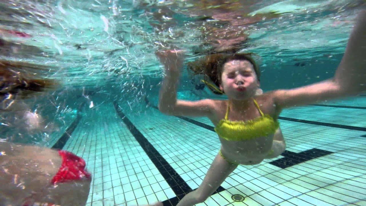 nudist svømmehal