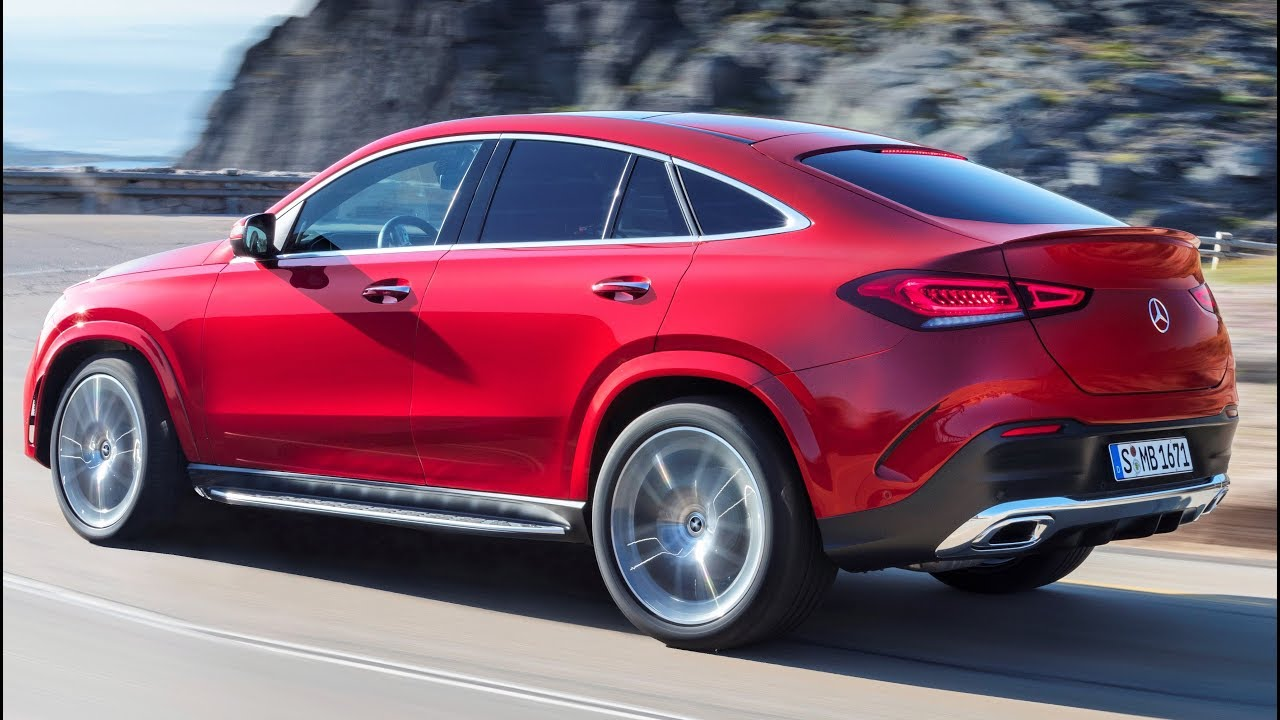 Mercedes Gle Coupe >> 2020 Mercedes Gle 4matic Sporty And Elegant Coupe Suv
