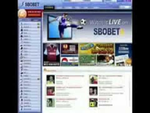 Sportsbook Sbobet Online