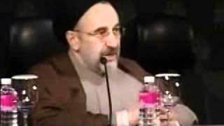 H. E. Hujjat-ul-Islam Seyed Mohammad Khatami speech  at India Today Conclave 2007 - part 2