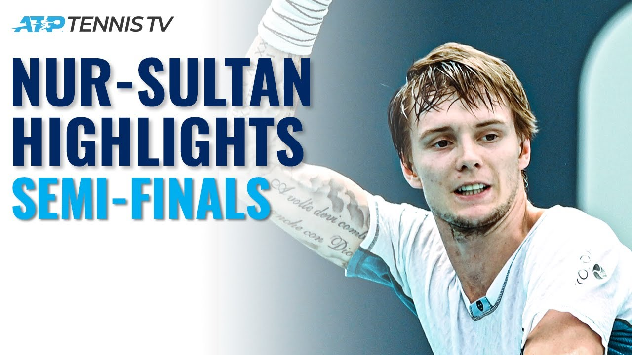 Download Ivashka vs Duckworth; Kwon vs Bublik   Nur-Sultan 2021 Semi-Finals Highlights