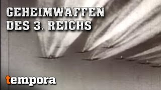 Geheimwaffen des 3. Reichs - Unveröffentlichtes Material (Dokumentation deutsch, Doku) - ganze Dokus