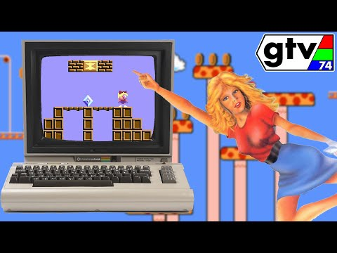 The Story Of Super Mario Bros. Too or The Great Giana Sisters