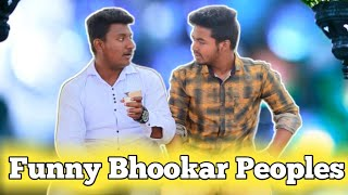 Funny Bhooker Peoples || Funny Video || Jangaon Star Diaries