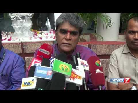 43rd India Knit Fair starts at Tirupur   News7 Tamil