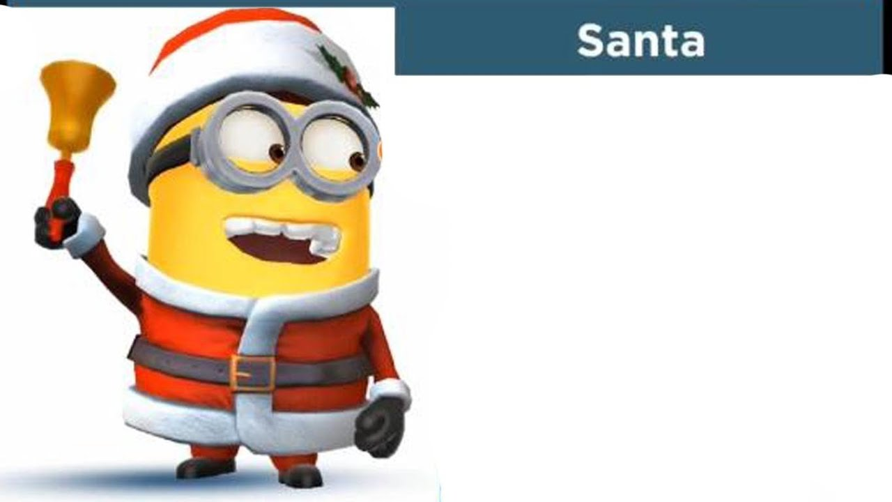 1000  images about Christmas minnions on Pinterest | Minions ...