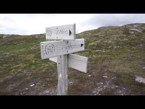Hiking Across Norway's Wilderness
