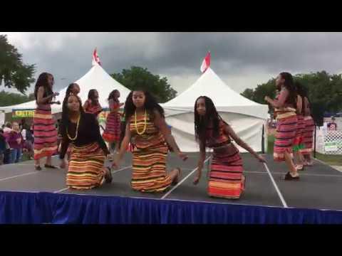 Edmonton Heritage Days 2017, Kunama Dance