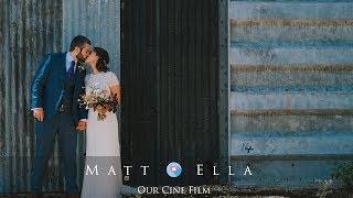 Matt & Ella Wedding Film at Barford Park - Wedding Videography by Chris Spice Films