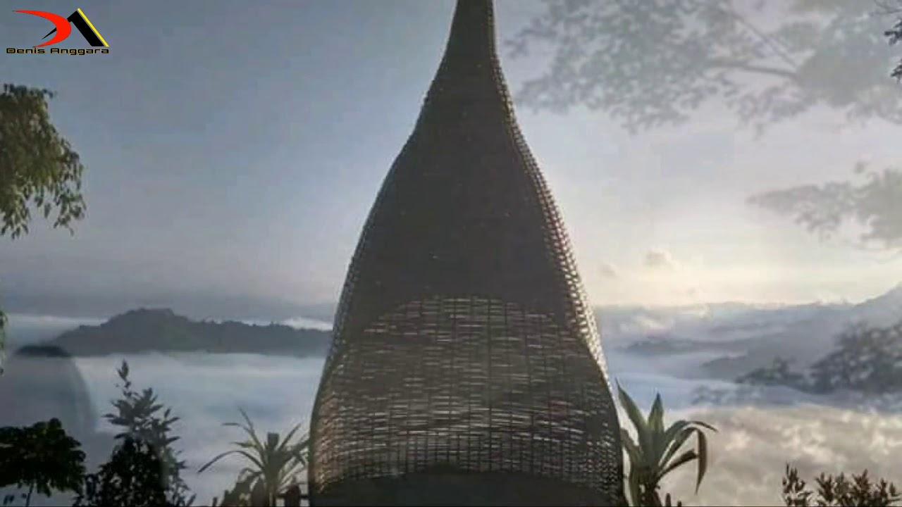 Viral Negri Di Atas Awan Ciamis Jawa Barat Youtube