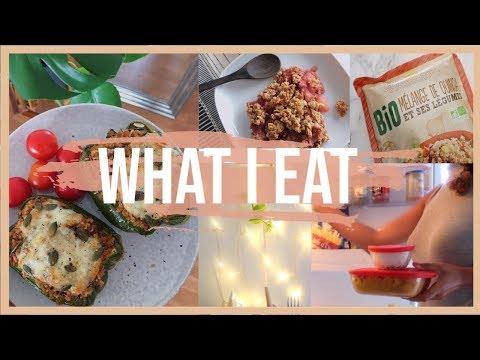 une-journée-dans-mon-assiette- -meal-prep-Édition