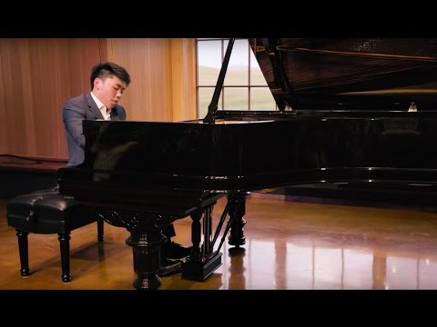 George Li plays Liszt: Hungarian Rhapsody No. 2