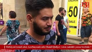 Xain kimdir: Ramil Quliyev yoxsa onu Vətəndən didərgin salan məmurlar?-Dünya çempionu haqda sorğu