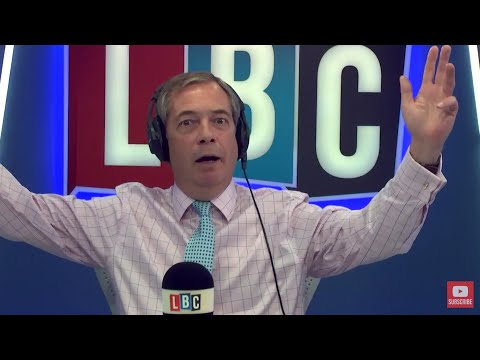 The Nigel Farage Show On Sunday: Catalonia Independence. 2/2 Live. LBC - 22nd October 2017