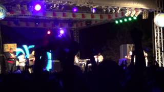"Lil Natty & Thunda - ""Start the Mass"" - White in the Moonlight 2013 - Moonlight City - Grenada"