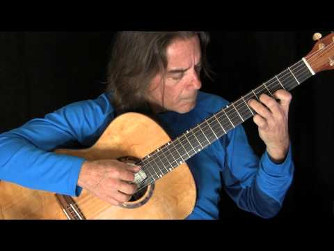Safe & Sound - Hunger Games theme - Chapdelaine - fingerstyle guitar