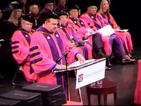 Archive 2014 | Deloitte Global CEO Barry Salzberg delivers Brooklyn Law School commencement address