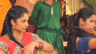 bavagari choope song making   govindudu andarivadele   ram charan   kajal aggarwal   krishna vamsi
