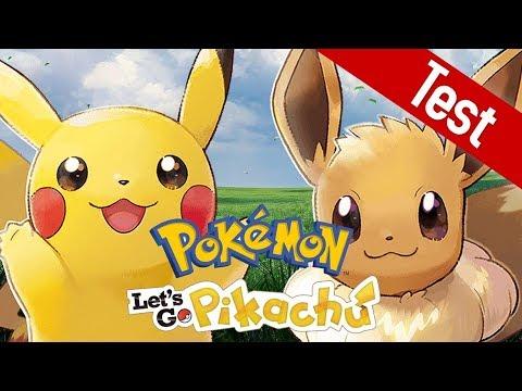 Pokemon Let S Go Pikachu Evoli Im Test Nostalgie Kann So
