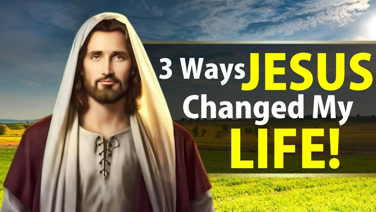 christianity changed my life