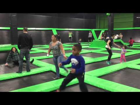 Launch Trampoline Park Watertown, MA