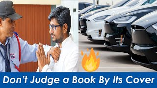 Don't Judge a book by its cover | Unexpected Twist | CrazyRazi