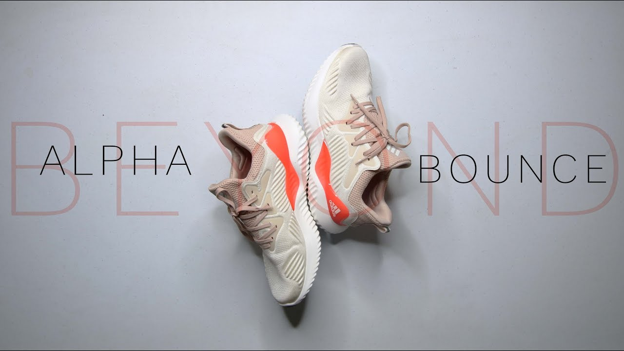 BEST ADIDAS SHOE  THIS 2018 FOR $100 // Alphabounce BEYOND