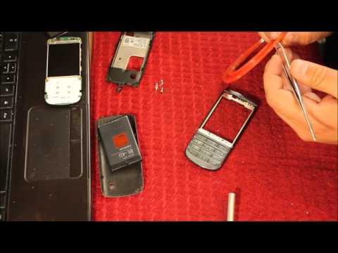 Замена тачскрина Nokia Asha 300