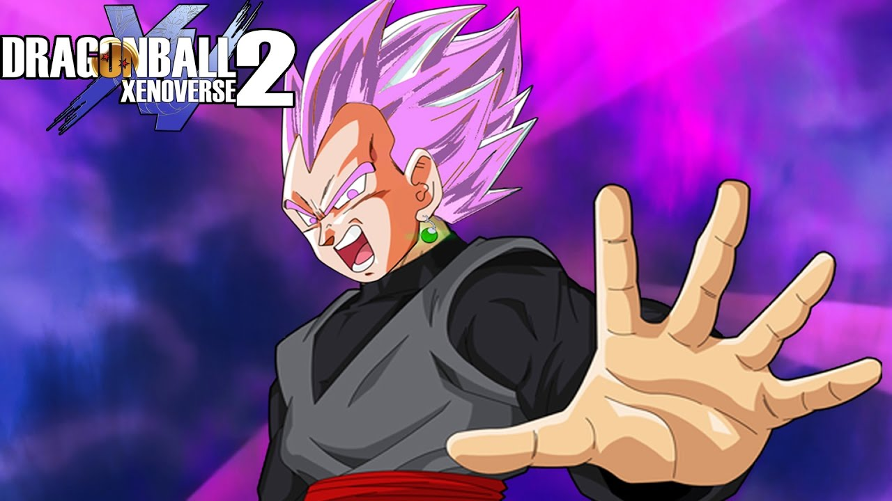 Vegeta Ssj 9 SUPER SAIYAN ROSE VEGE...