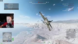 BFV - Spitfire MK VA | When  smoke actually helps