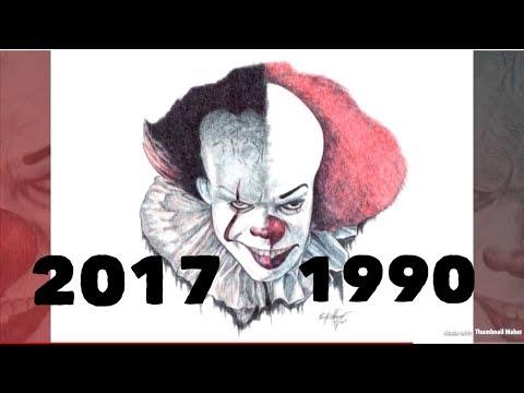 IT - 1990 vs 2017 COMPARSIONS