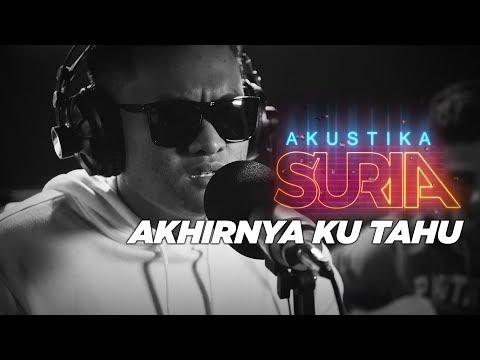 Projector Band - Akhirnya ku tahu (LIVE) #AkustikaSuria