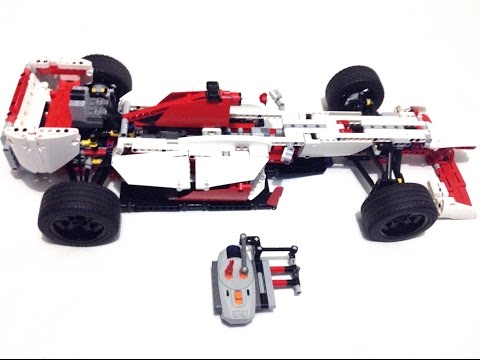 lego 42000 motorized - photo #14